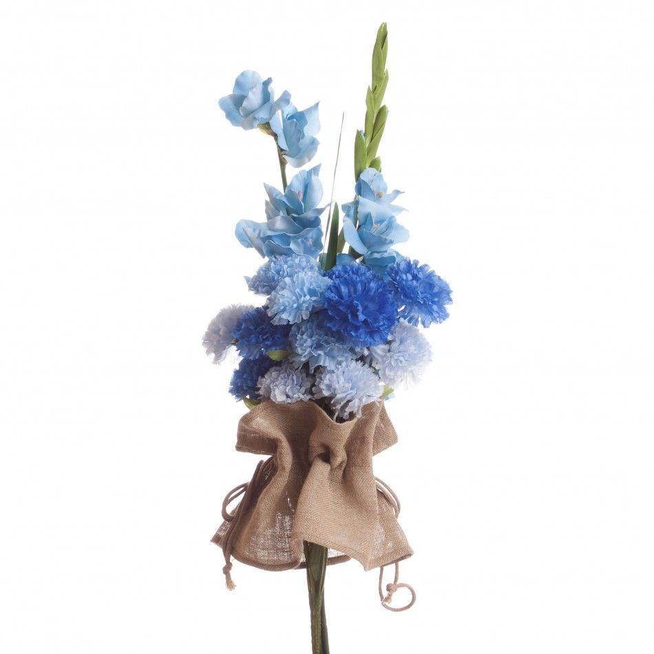 Natural Burlap Bouquet Holder 9 x 17 [SK53403] : Wholesale Wedding ...