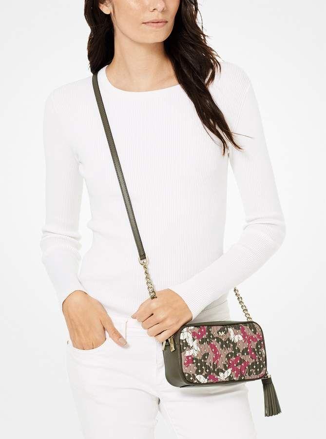 Michael Kors Small Leather Shoulder Bag   Ahoy Comics