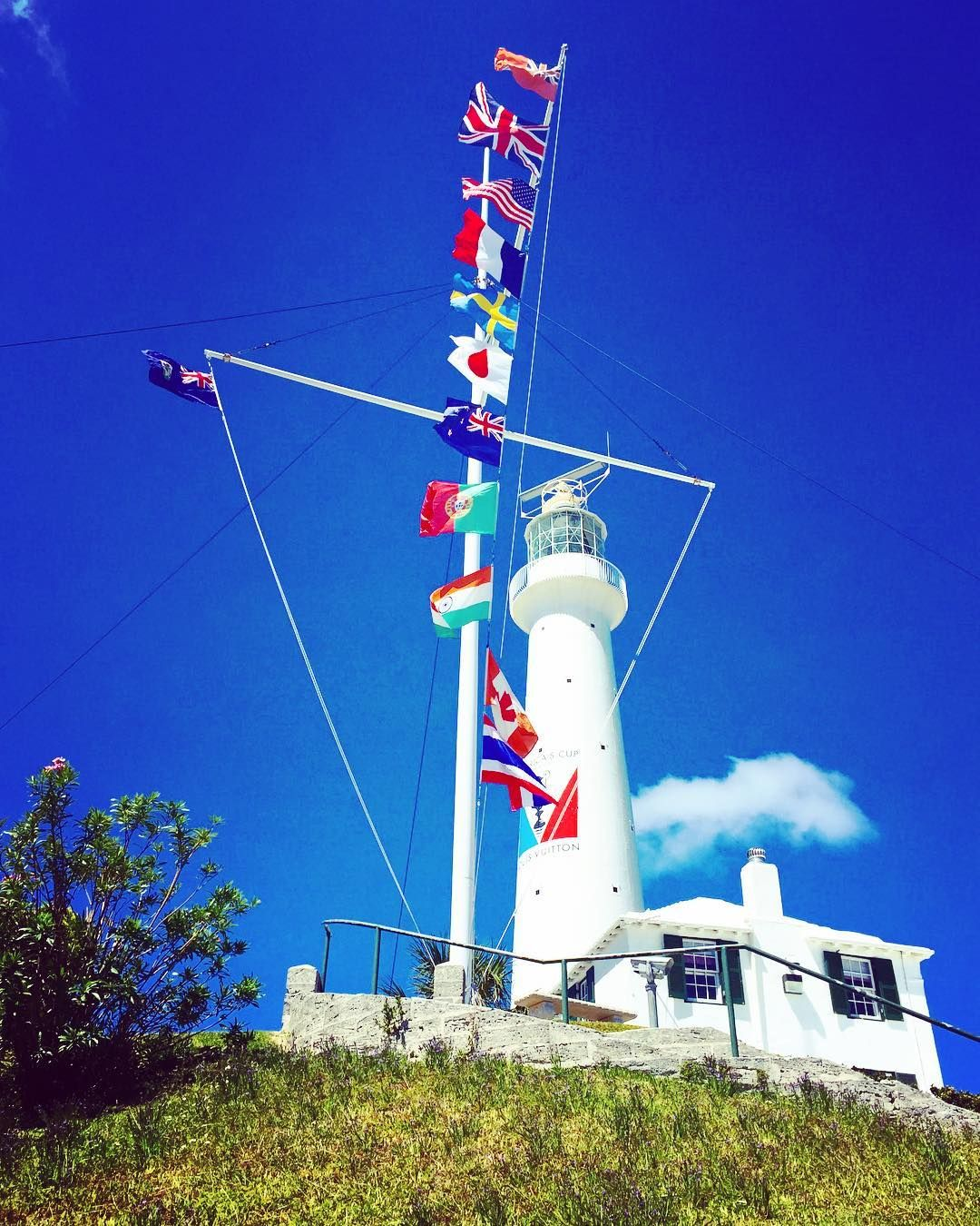Gibb's Lighthouse Bermuda