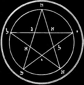 Image result for 1st pentacle of mercury