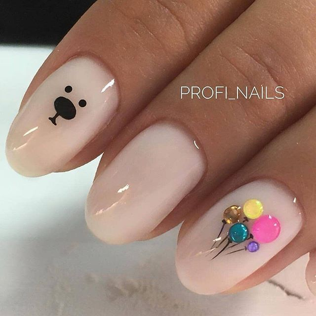 Birthday Boy Blam 3 By Nailesi: 90+ Beautiful Square Nails Design Ideas You'll Want To