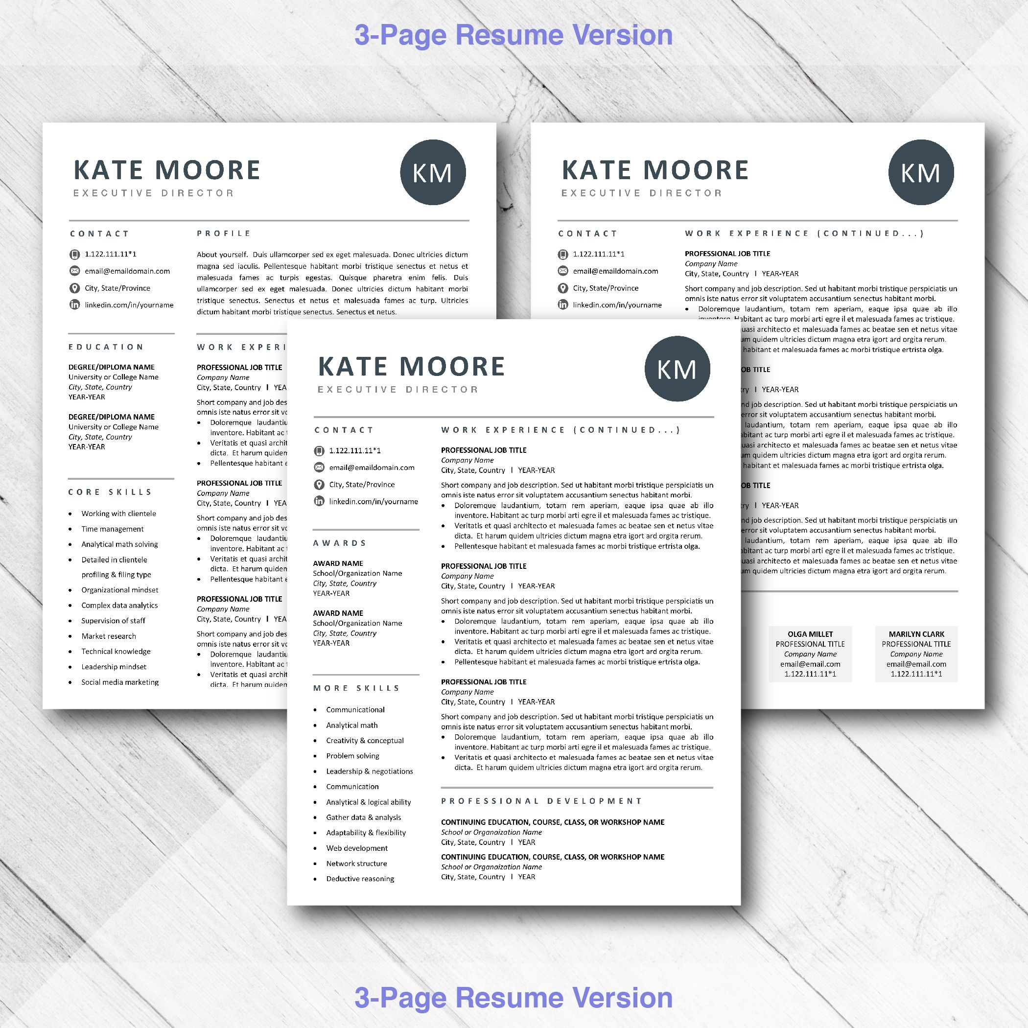 Pin on The Art of Resume