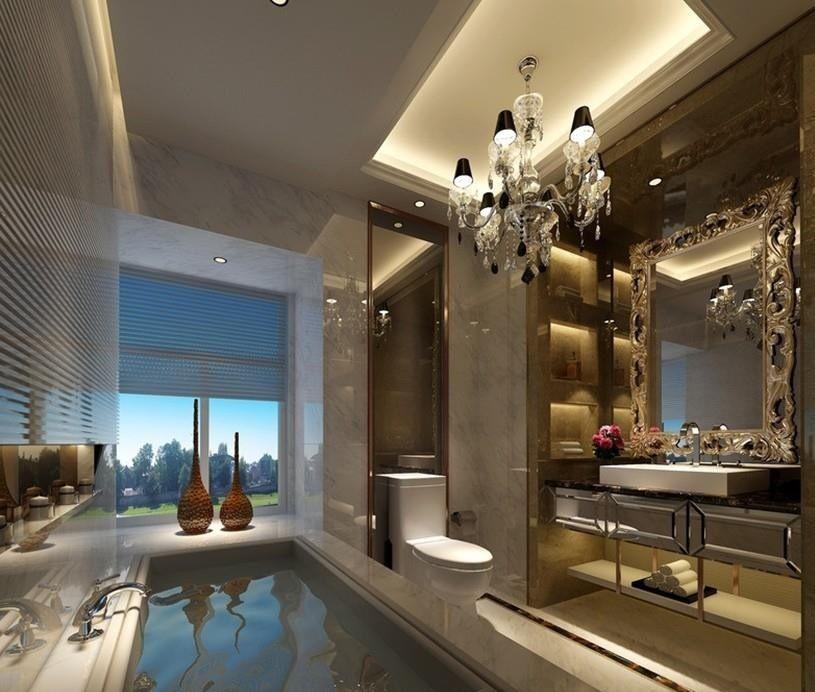 Luxury Home Interiors Bathroom: Pin By Vesna Markovic On Home Inspo