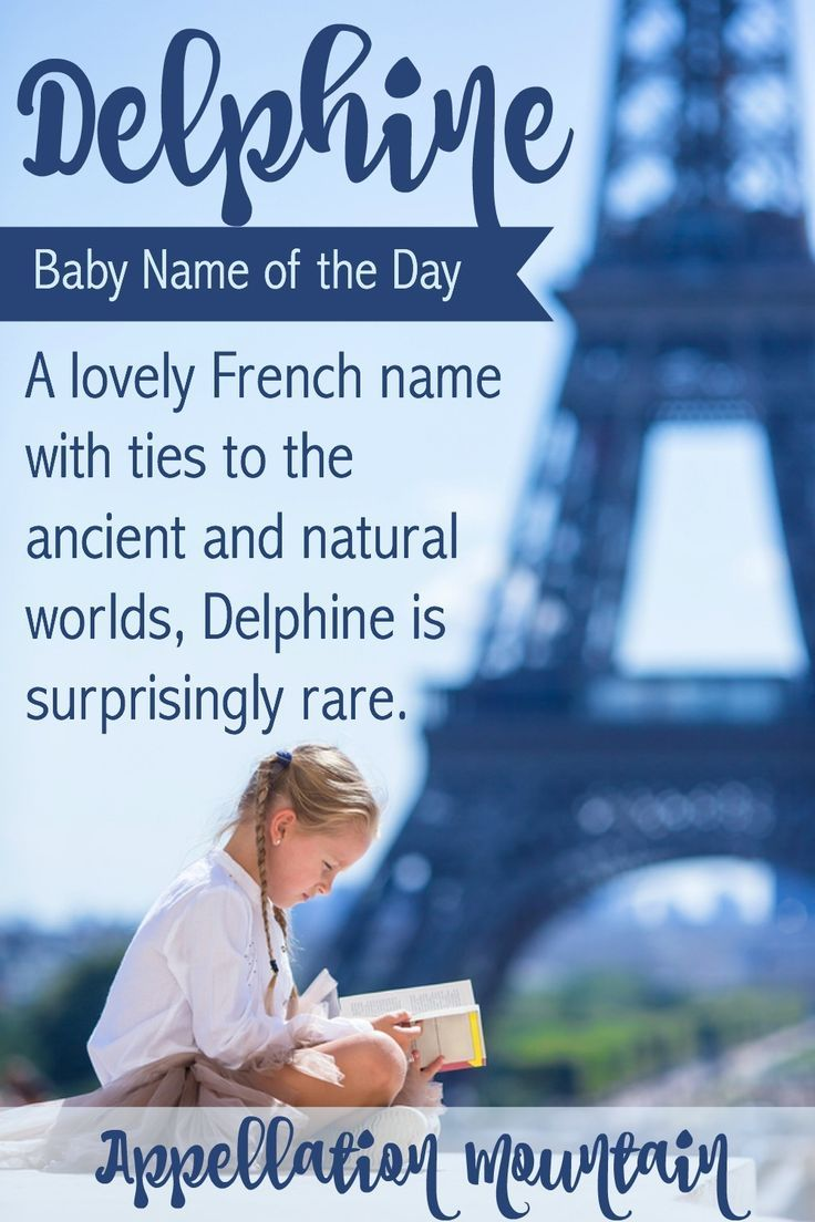 This Lovely French Name For Girls Is Surprisingly Rare Part Flower