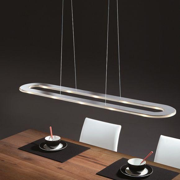 Dimmbare LED-Pendelleuchte Länge 116cm, 36Watt LED | Lampen Gem ...