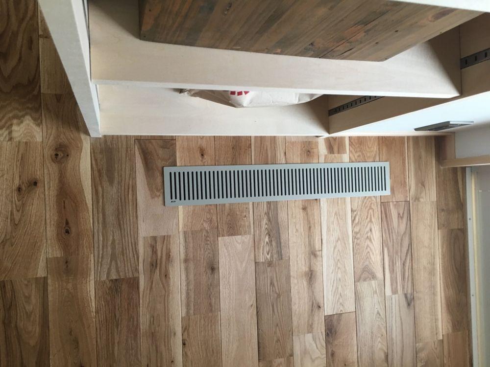 床下エアコンの実力 床下 収納 アイデア 家