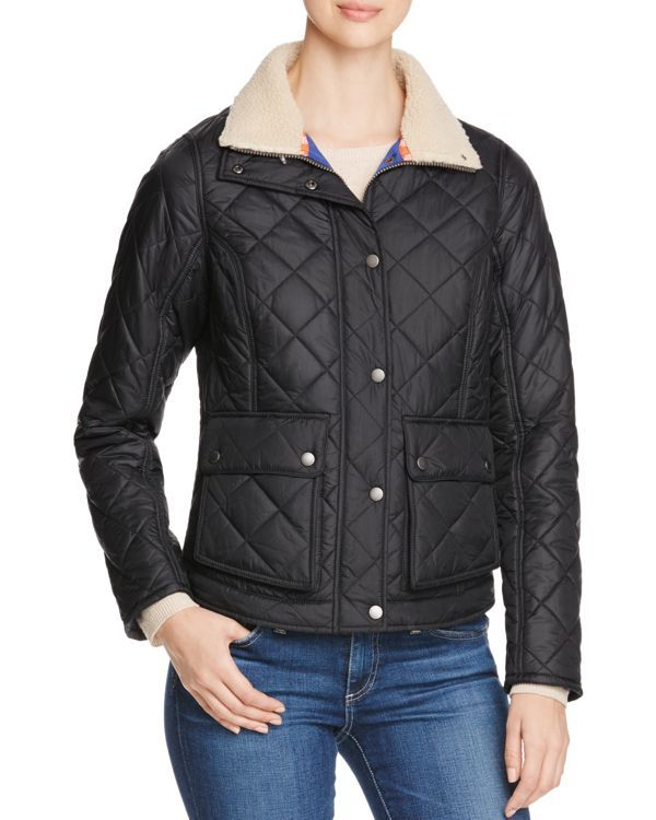 Barbour Cushat Quilted Jacket Pinterest Quilted