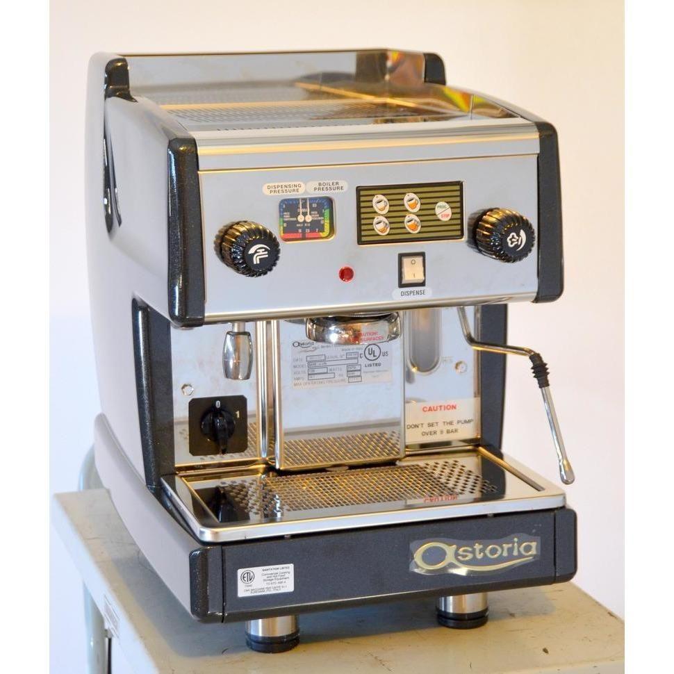 Astoria junior sme 1 group automatic espresso machine sme