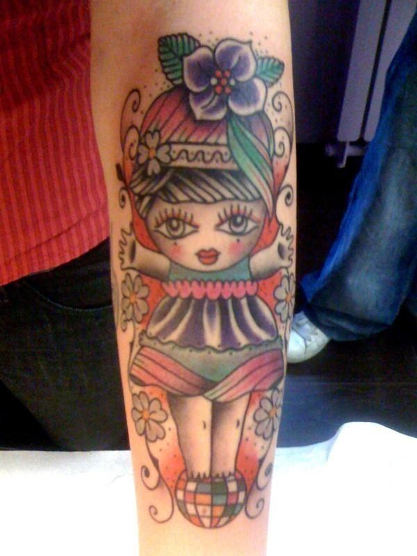 Amanda toy tattoo for Prezzi tatuaggi amanda toy