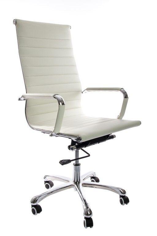 Bureaustoel Trento grijs | Bureaustoel, Kantoor aan huis