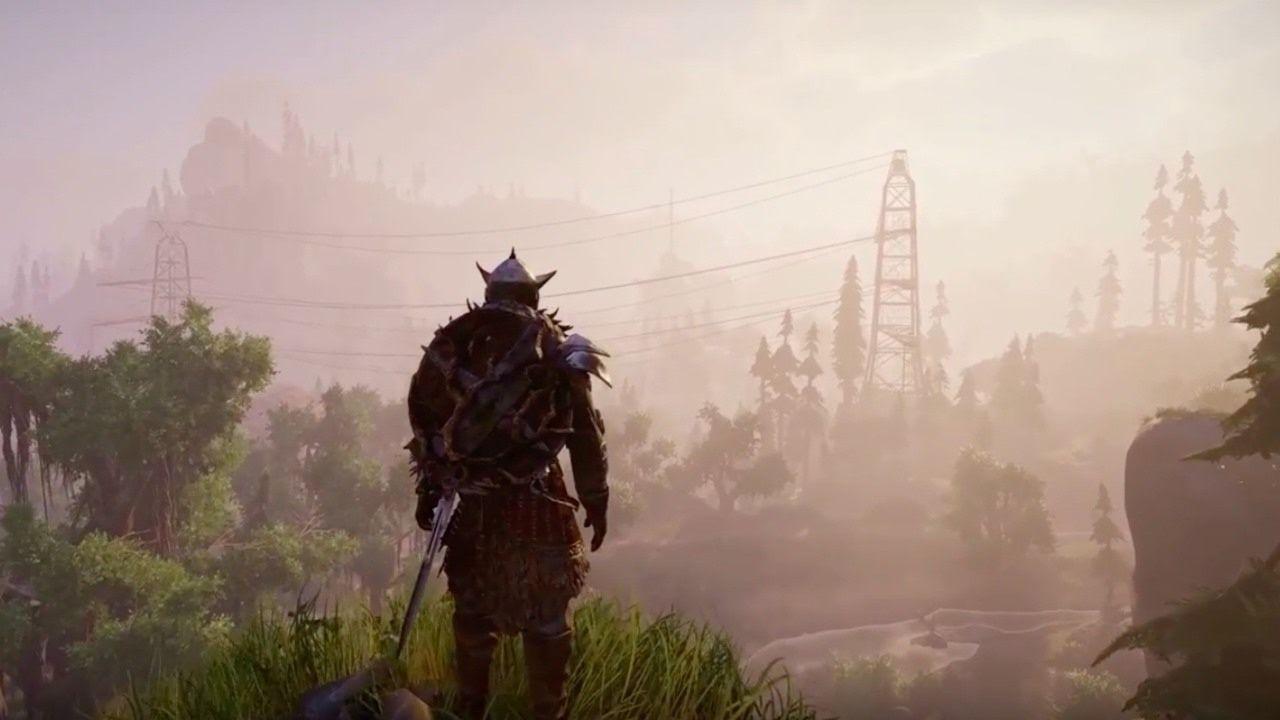 ELEX Official Gameplay Trailer Berserker Faction Games