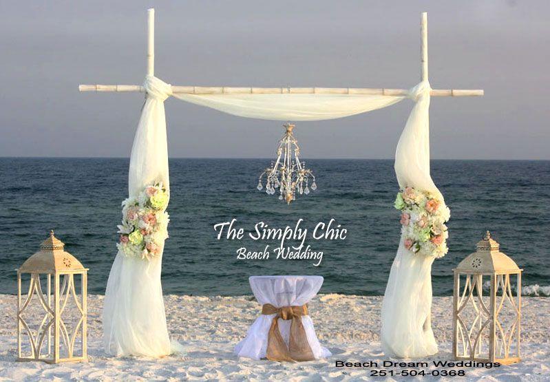 Beach Weddings Gulf Shores Alabama Orange Beach Weddings