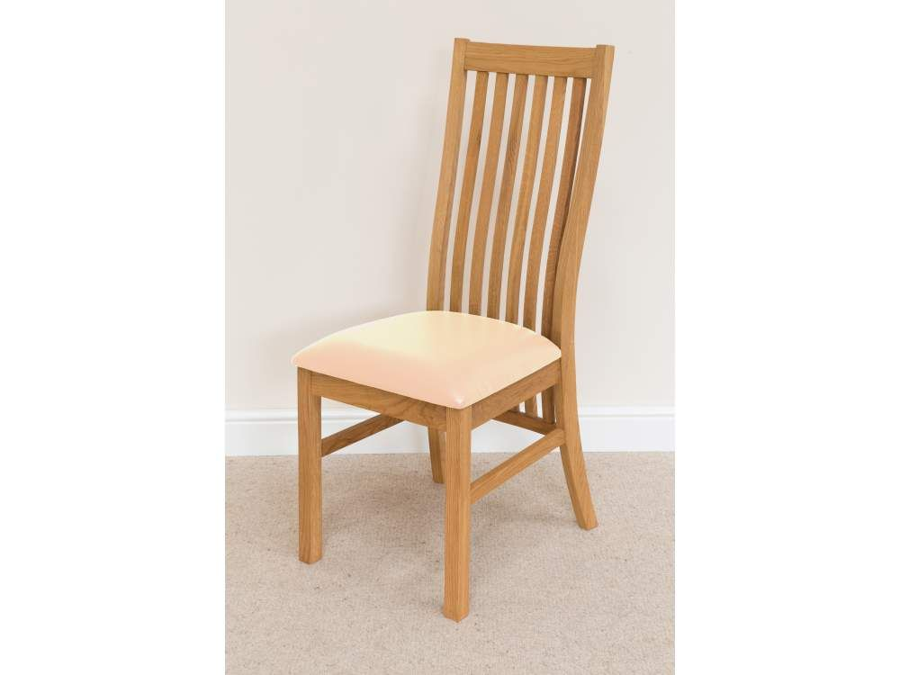 solid oak dining room chairs lichfield chair search | Home Design ...
