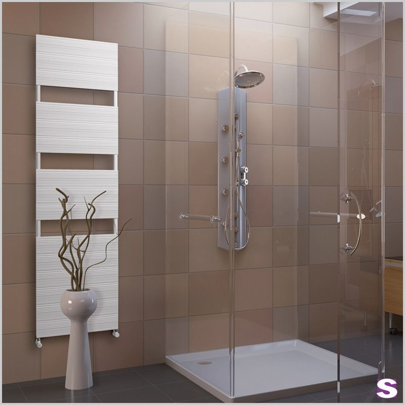 Badheizkörper elektrisch E-Bennet - SEBASTIAN eK u2013 Flächig und - badezimmer heizk rper elektrisch