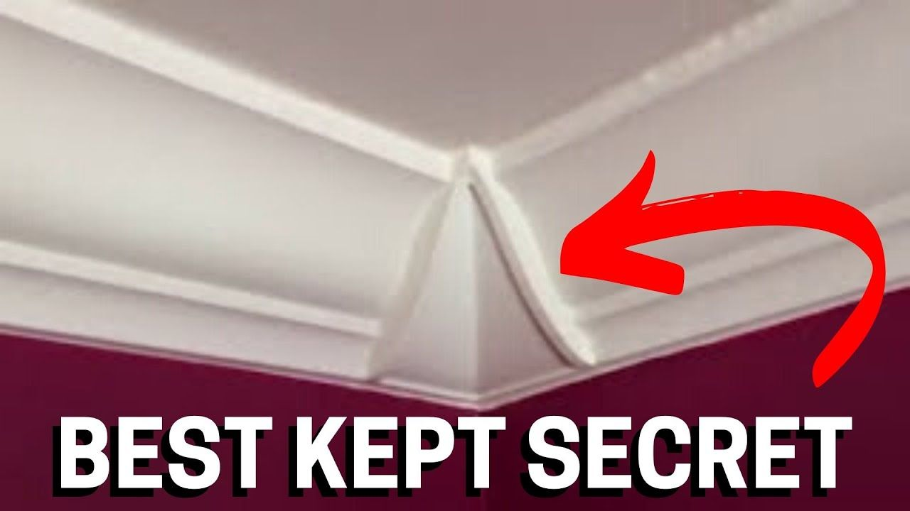 Crown Molding Corner Blocks Will Save You A Huge Headache Diy Crown Molding Crown Molding Diy Molding