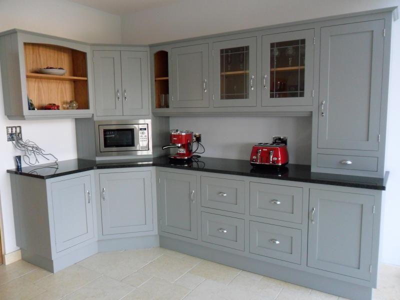 Best Manor House Gray Google Search Grey Kitchens Bespoke 400 x 300