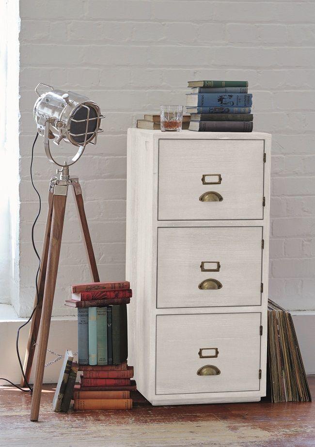 Vintage Style Furniture, Filing Cabinet