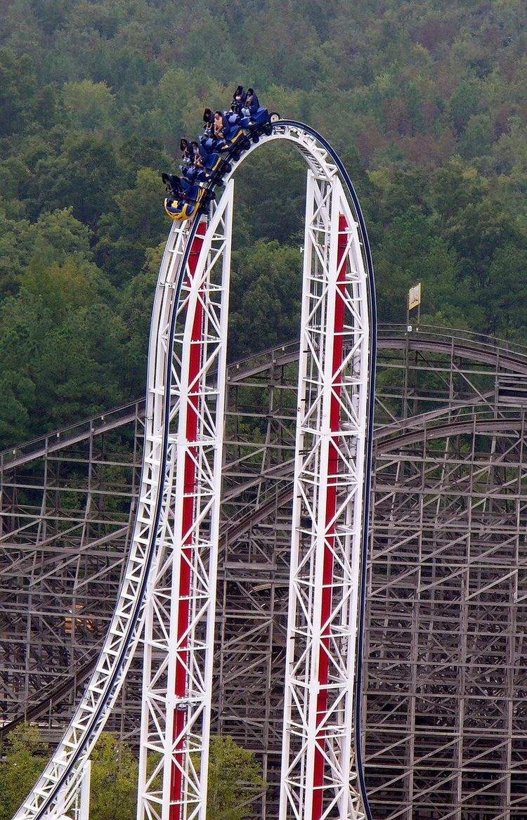 Daily Virginia Trivia hosted by Simplicity VoIP.  Roller Coaster in Virginia at Kings Dominion.  Retired.
