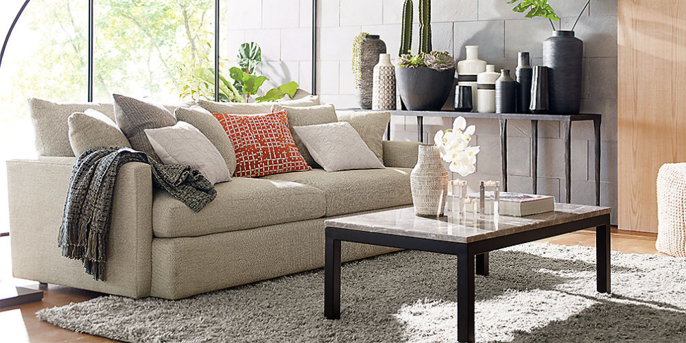 Living Room Inspiration & Ideas | Crate and Barrel ...