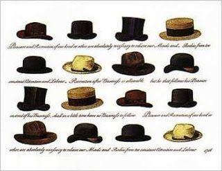 men s hat styles