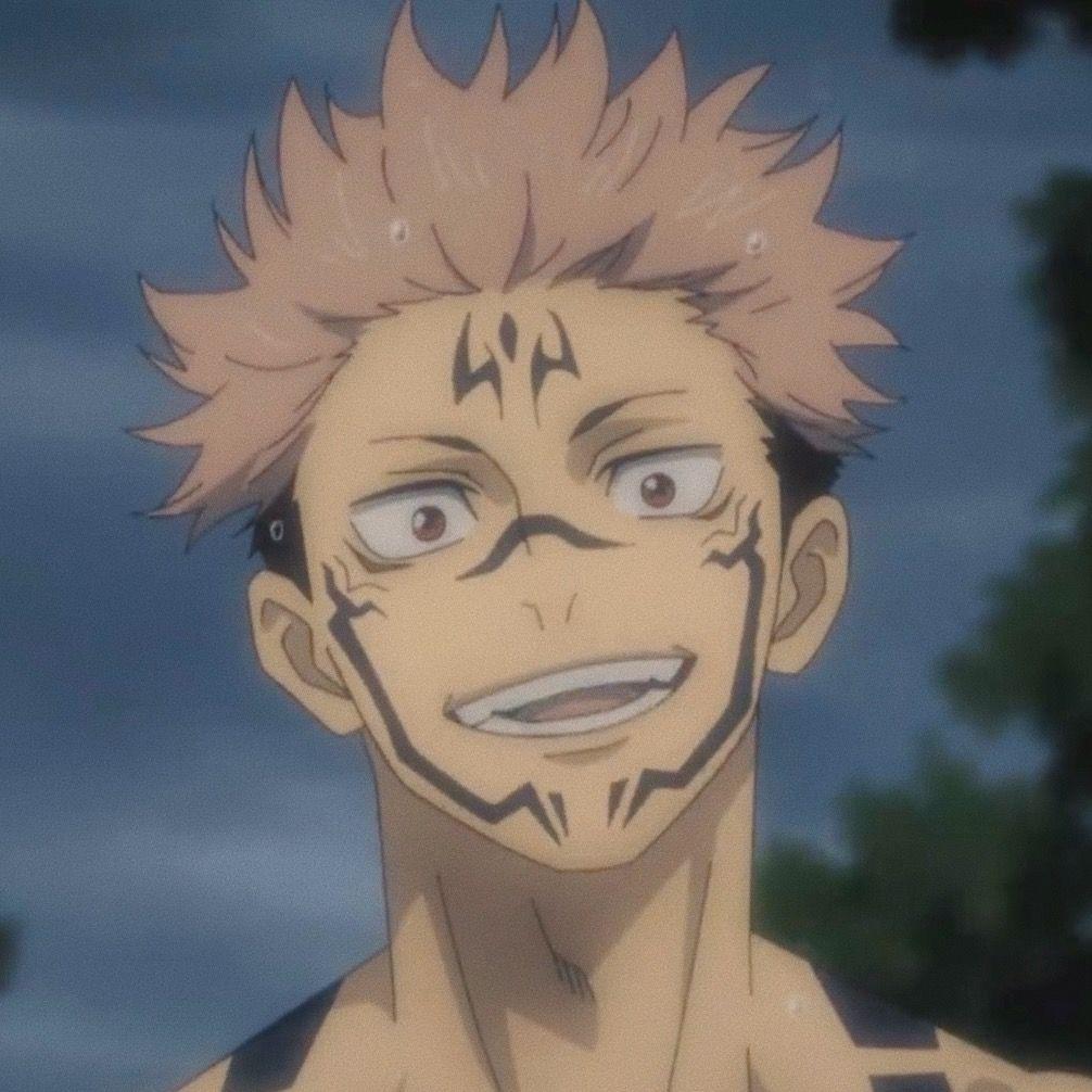 Sukuna Icon Jujutsu Anime Anime Screenshots