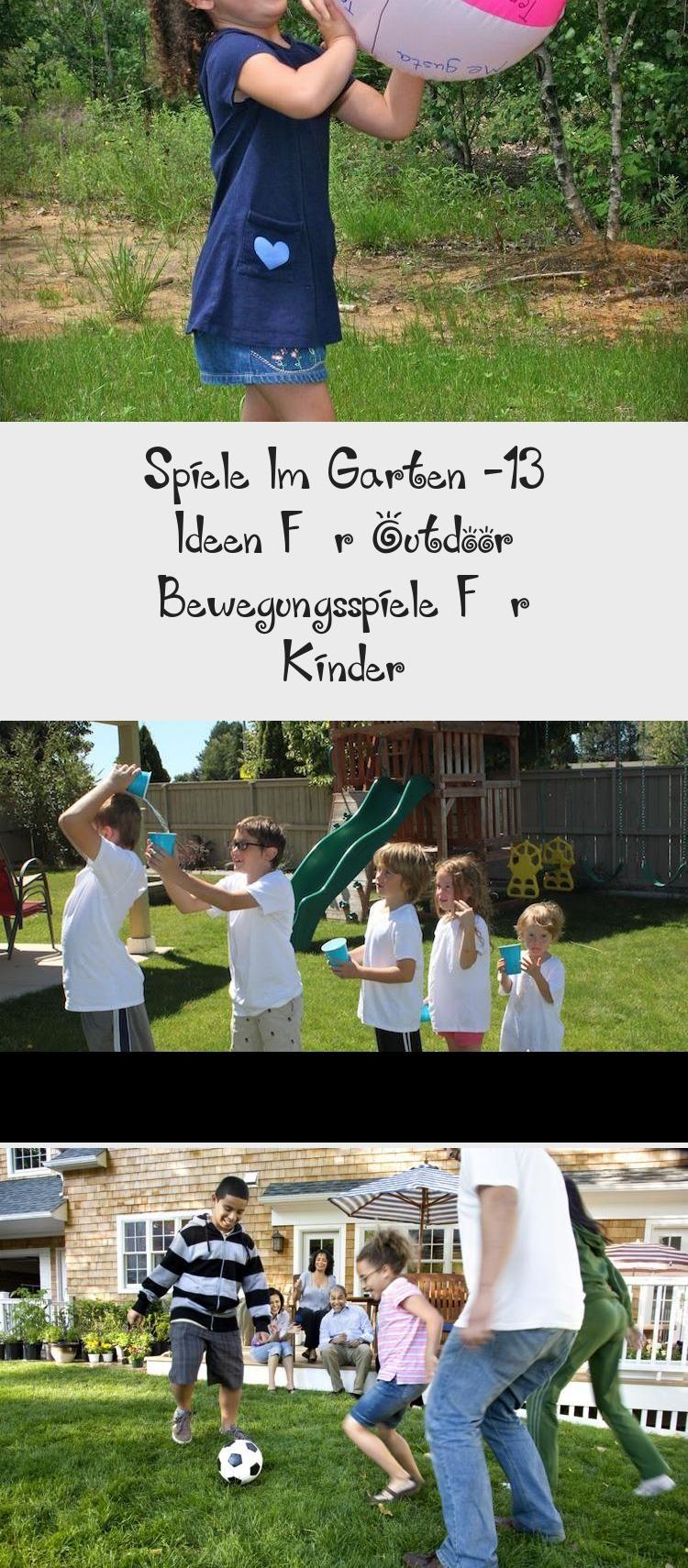 Spiele Im Garten -13 Ideen Für Outdoor Bewegungsspiele Für Kinder