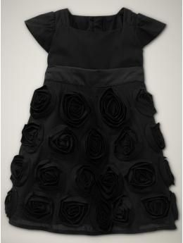 darling holiday dress for baby girl
