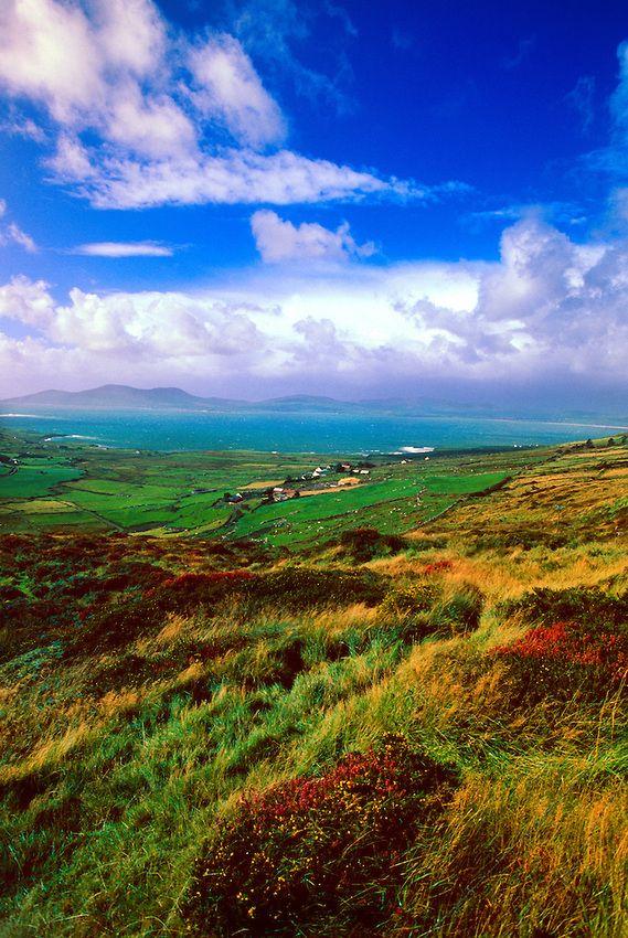Ring Of Kerry County Kerry Ireland Ireland Landscape Ireland Travel Visit Ireland