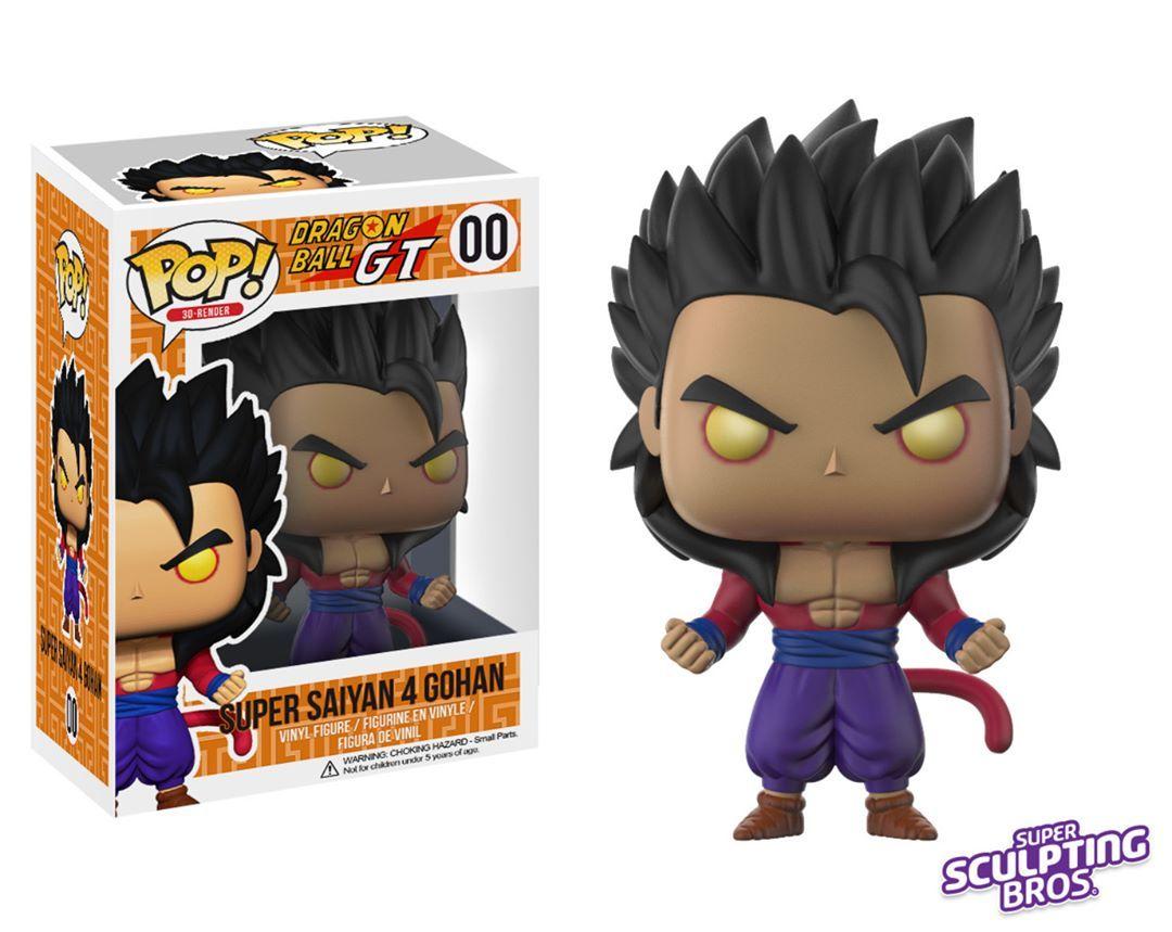 Ssgss Goku Kamehameha *Chalice Exclusive* In Hand Funko Pop Protector