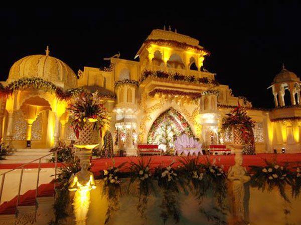 Top Six Exotic Wedding Destinations