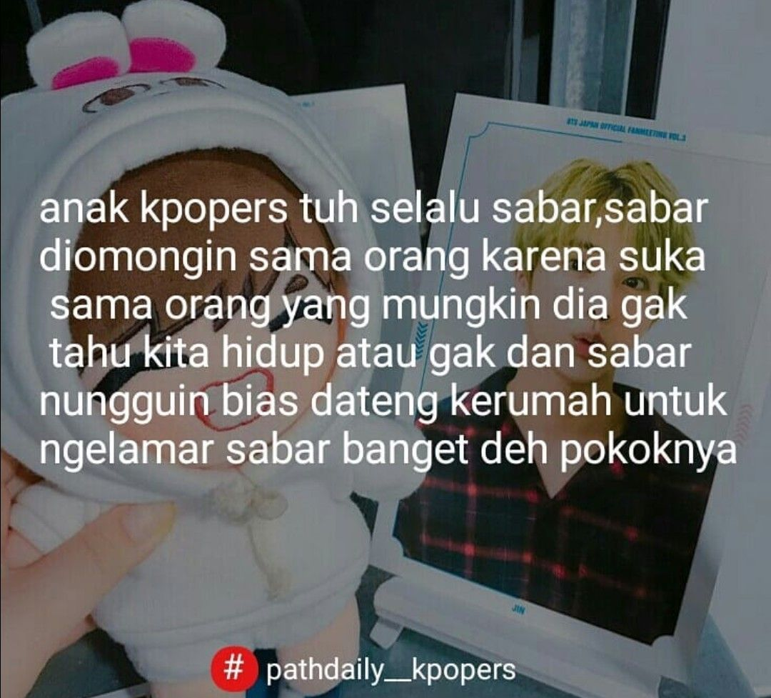 Quotes Kpopers Untuk Haters