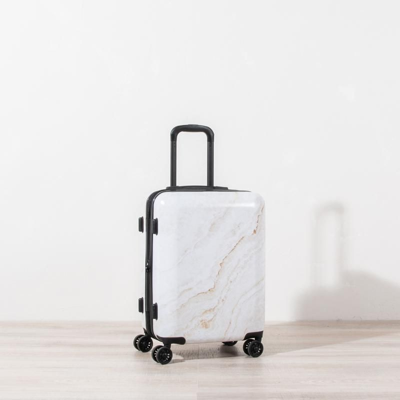 3ea6388e32cb Gold Marble Carry-On Luggage - Gold Marble in 2019 | SHOP #CALPAK ...
