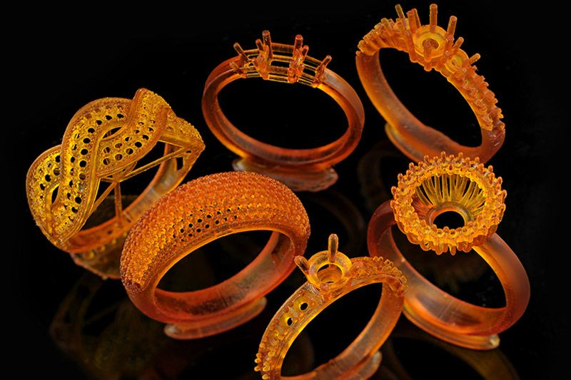 RhinoGOLD makes it possible for Jewelry Designers to use 3D CAD