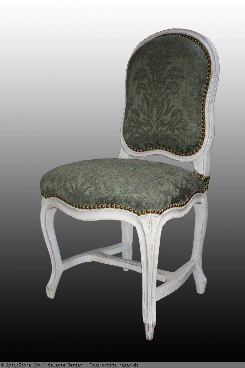 Chaise Salle A Manger Louis Xv mobilier de salle à manger par georges jacob