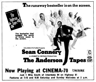 The Anderson Tapes -OST Quincy Jones