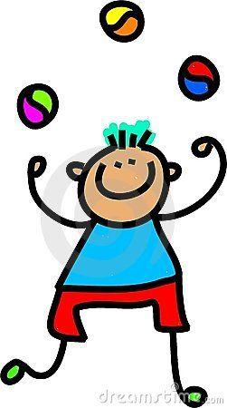 juggling stock illustrations vectors clipart 1 310 stock rh pinterest com Circus Juggler circus juggler clipart