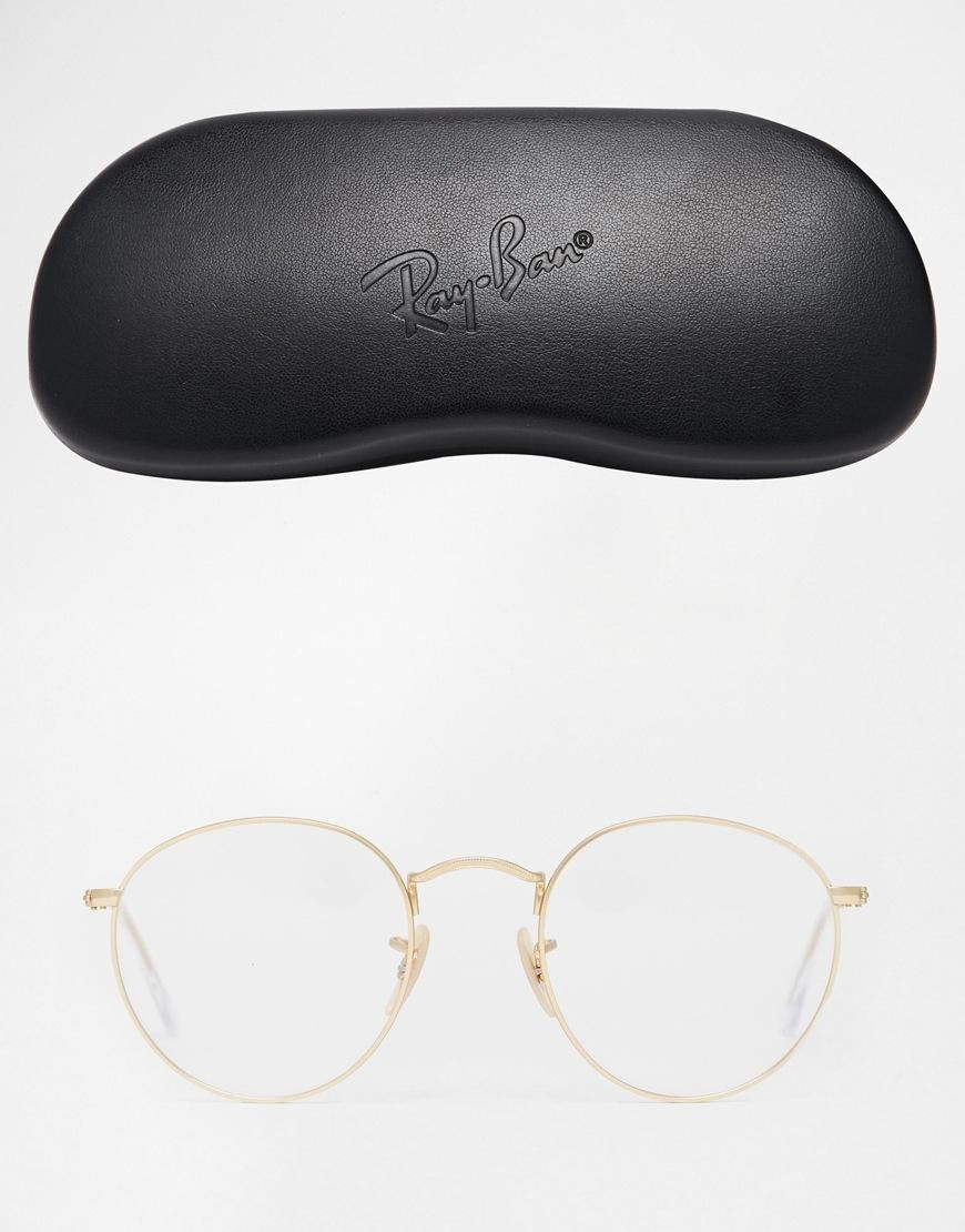 $9.9 Ray ban sunglas on | Brille, Metall und Runde