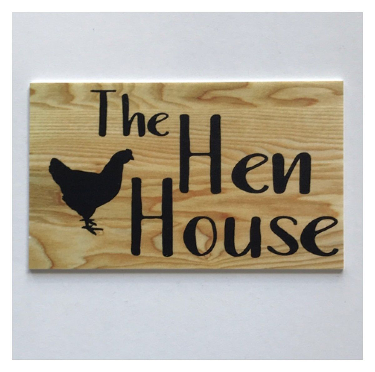 Plaques Signs The Hen House Chicken Coop Ply Wood Style Hen House Sign Wall Plaque Or Hanging Netpackmdz Com Ar - Vorhang Klammern Coop