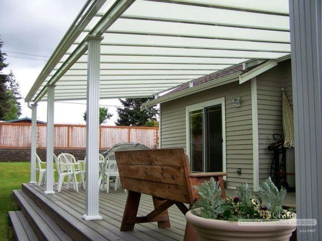 Cubiertas de aluminio para terrazas alero terrazas cubierta de aluminio y cubiertas - Cubiertas de aluminio para terrazas ...