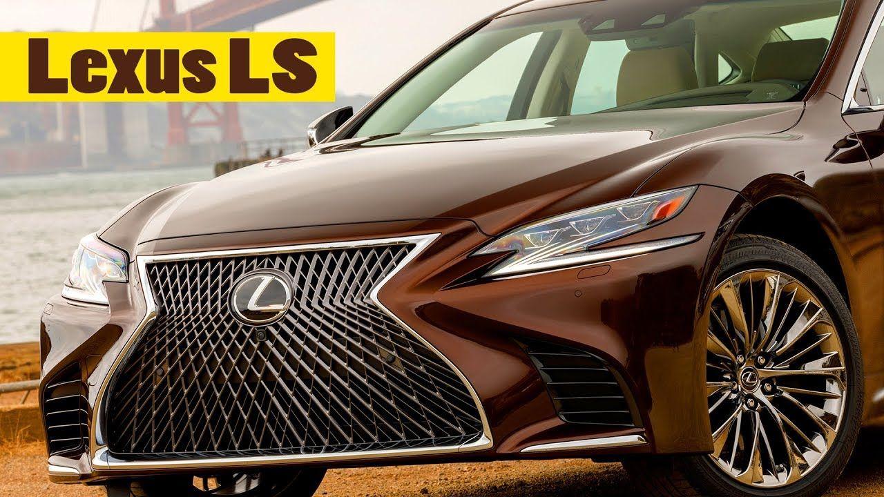 2018 Lexus Finally Reimagines The LS Lexus, Lexus ls