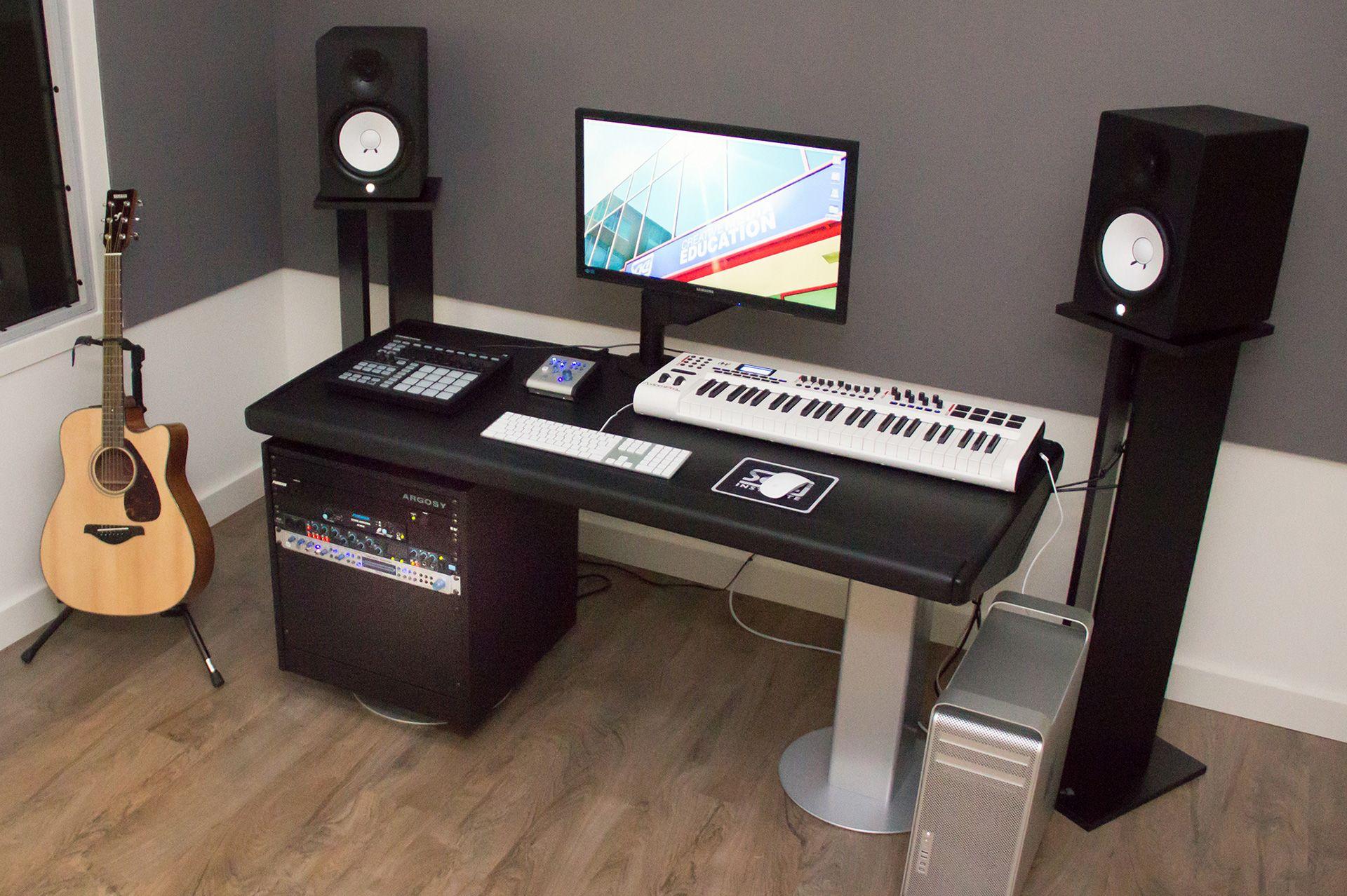 sae production suite with argosy mirage edit desk mishpult pinterest desks studio and. Black Bedroom Furniture Sets. Home Design Ideas