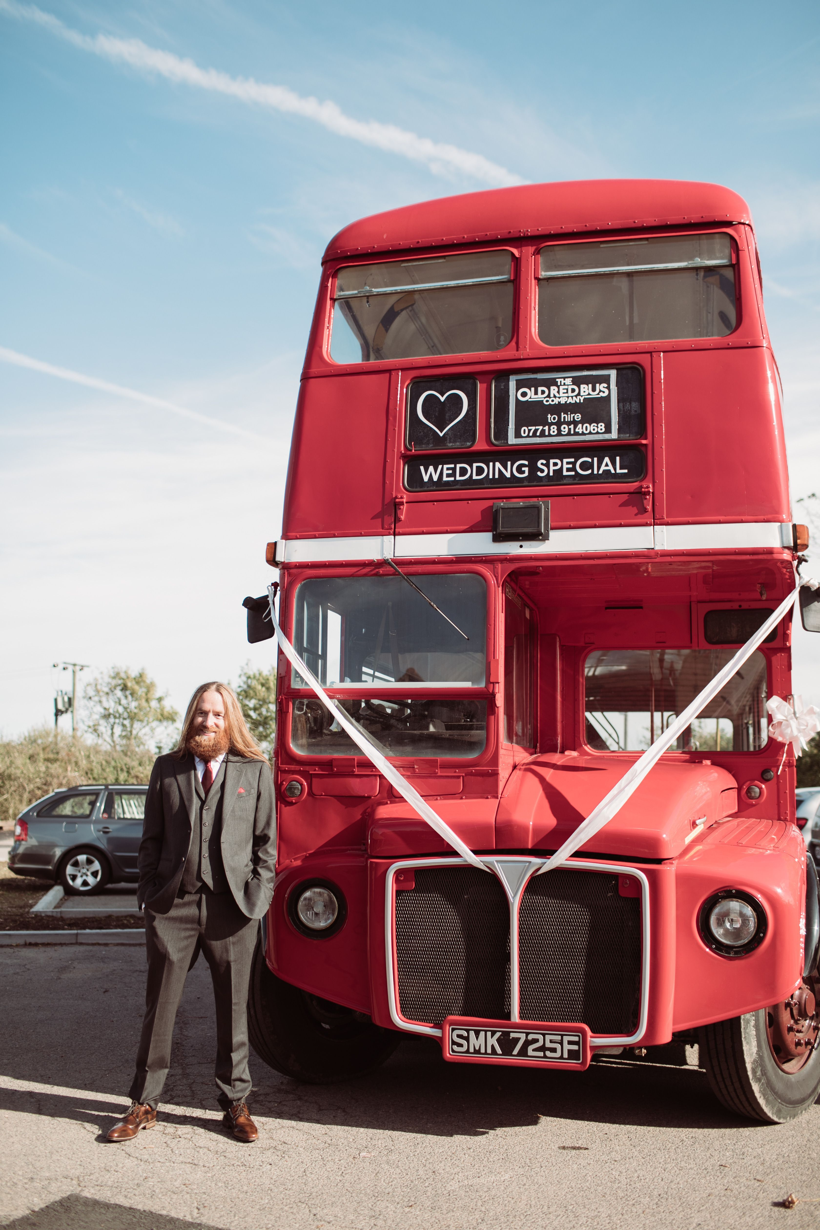 Kent Barn Wedding Venue London bus to bring your guests ...