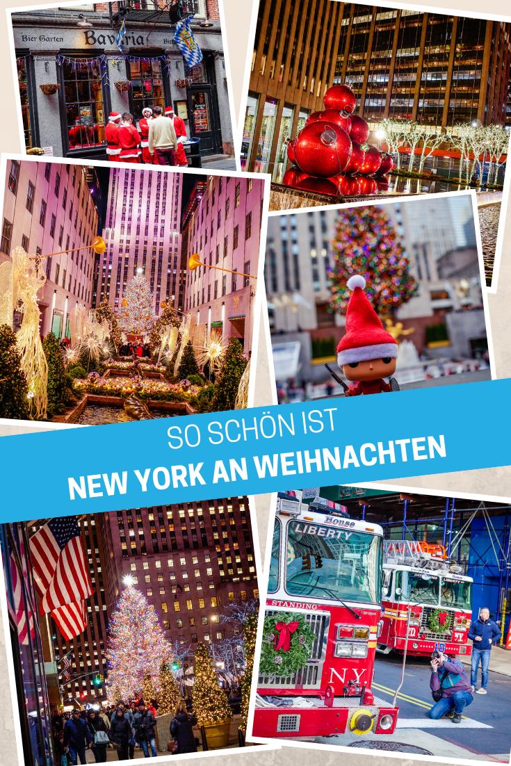 Winterurlaub Weihnachten 2019.Winterurlaub In New York City So Ist Die Weihnachtszeit Im Big