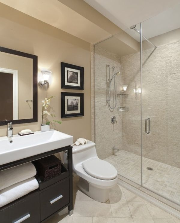 Traditional Modern Bathrooms