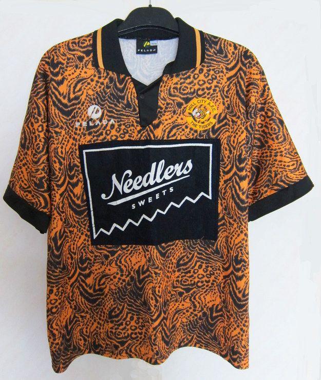 1d1b3e8eb Hull City kit