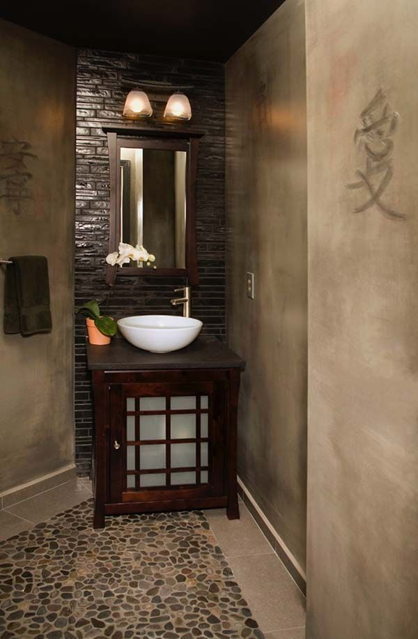 Asian bathroom design: 45 Inspirational ideas to soak up | Asian ...