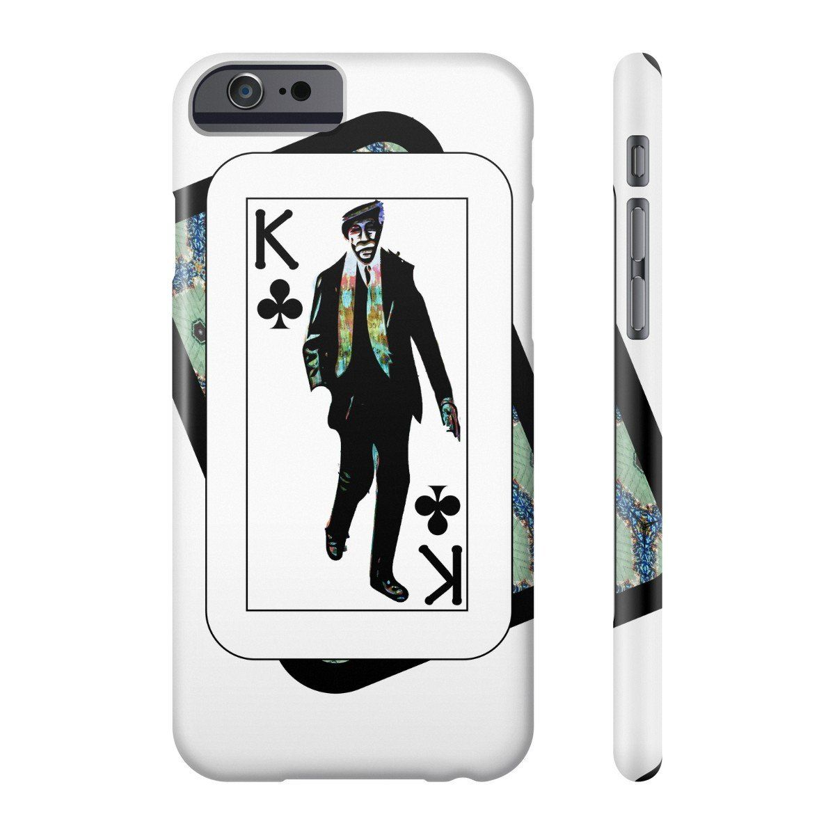 Play Your Hand...King Club No. 1 Phone Case