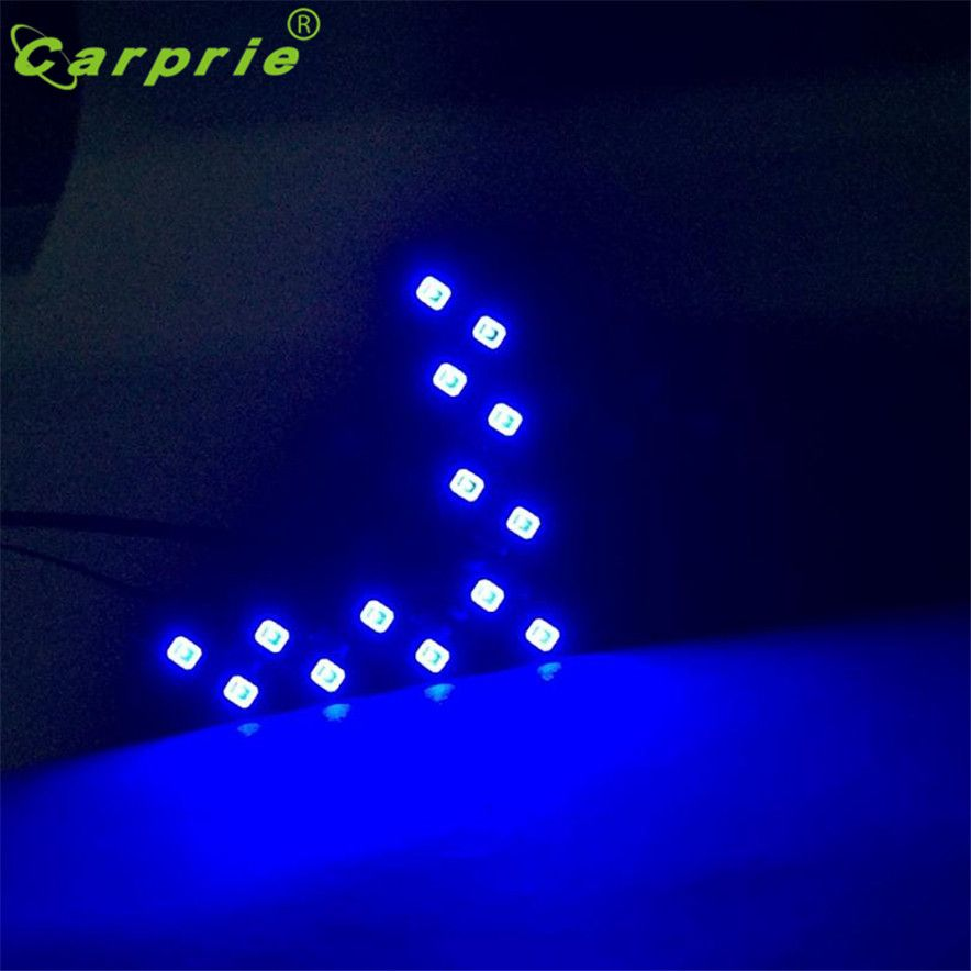 Carprie Indicator Lights 14 Smd Led Arrow Panel For Car Rear View Mirror Indicator Turn Signal Light L7110 Drop Sh Indicator Lights Car Lights Rear View Mirror