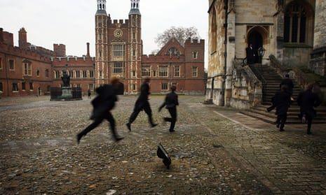 Elitism in Britain - breakdown by profession