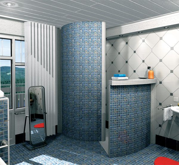 Duschen als verfliesbare baus tze bausatz duschen und badezimmer - Duschschnecke bauen ...